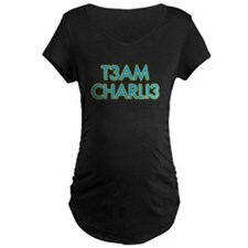 T3am Charli3 Numb3rs Charlie T-Shirt