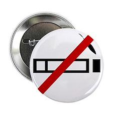 """Anti Smoking 2.25"""" Button"""