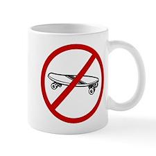 Anti Skateboarding Mug