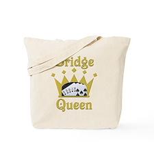Bridge Queen Tote Bag