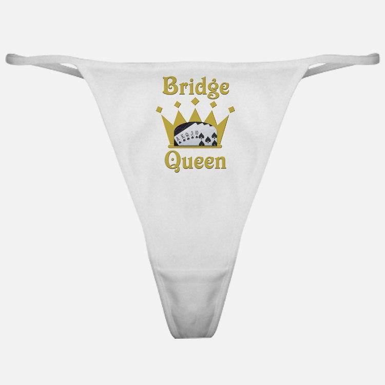 Bridge Queen Classic Thong