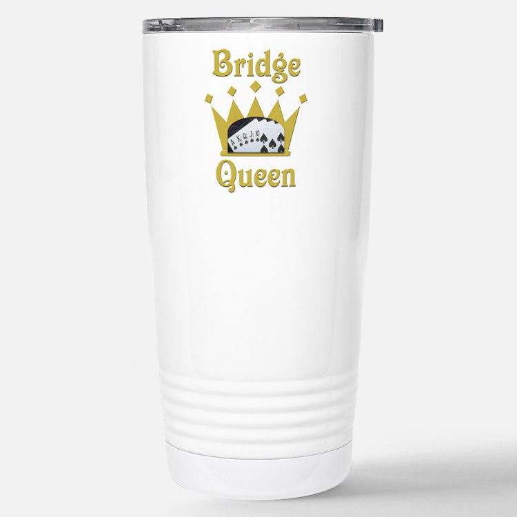 Bridge Queen Thermos Mug