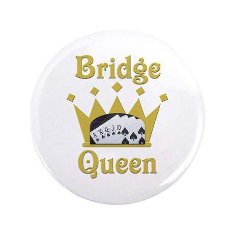 "Bridge Queen 3.5"" Button"