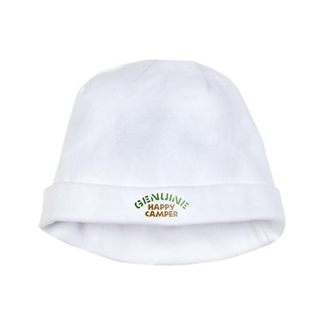 Genuine Happy Camper baby hat
