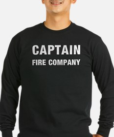 Captain of The Fire Company T