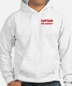 Captain of The Fire Company Hoodie