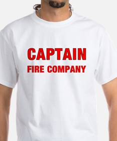 Captain of The Fire Company Shirt