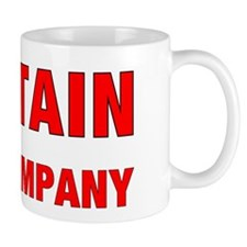 Fire Company Captain Mug