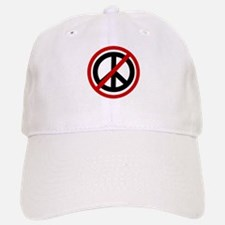 Anti Peace Baseball Baseball Cap