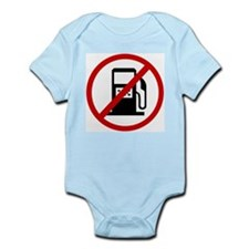 Anti Oil Infant Bodysuit