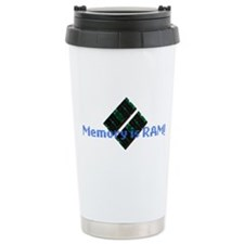 MemoryIsRam Travel Mug