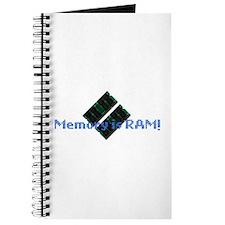 MemoryIsRam Journal