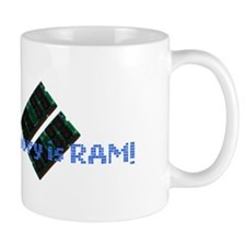 MemoryIsRam Mug