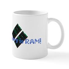 MemoryIsRam Small Mugs