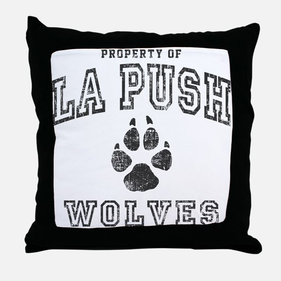 La Push Throw Pillow