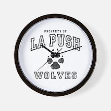 La Push Wall Clock