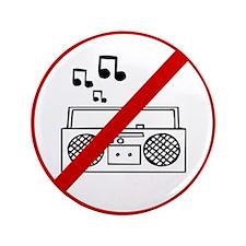 "Anti Radios 3.5"" Button (100 pack)"