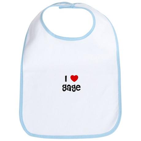 I * Gage Bib