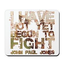 John Paul Jones Mousepad