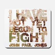 John Paul Jones Mousepad