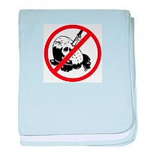 Anti Murders baby blanket