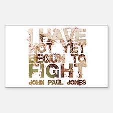 John Paul Jones Decal