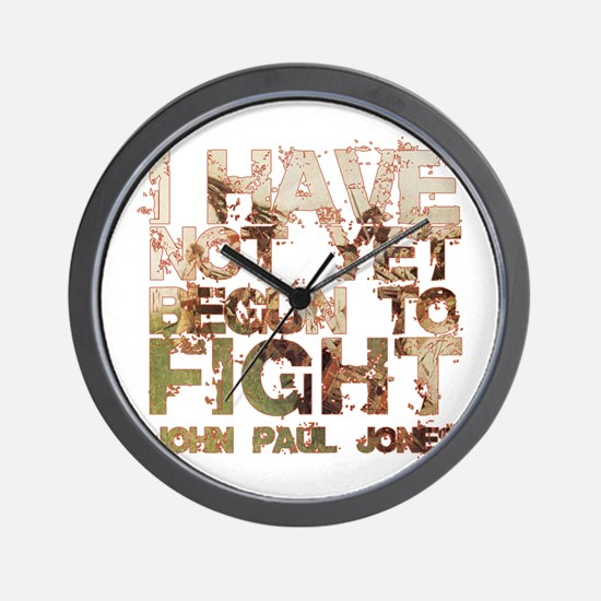 John Paul Jones: I have not y Wall Clock