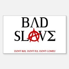 Bad Slave Decal