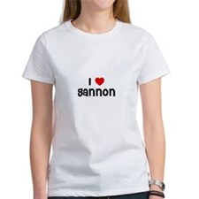 I * Gannon Tee