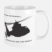 Wings are for fairies Mugs