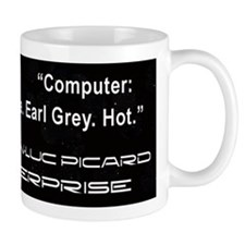 Captail Jean-Luc Picard Mug