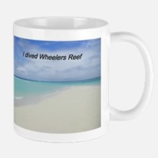 Diving Wheelers Reef Mug