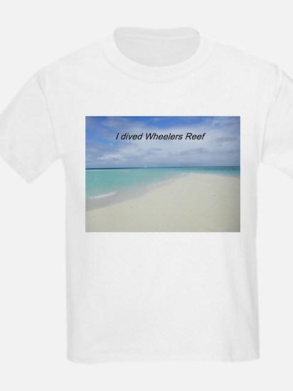 Diving Wheelers Reef T-Shirt