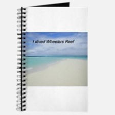 Diving Wheelers Reef Journal