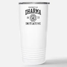 Dharma Faded Stainless Steel Travel Mug