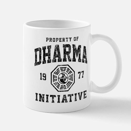 Dharma Faded Mug