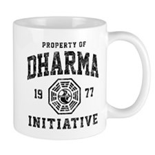 Dharma Faded Small Mug
