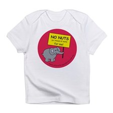 NO NUTS (or traces) Infant T-Shirt