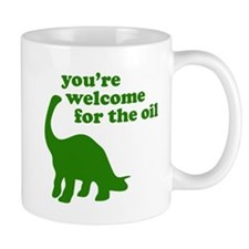 You're Welcome Oil Mug
