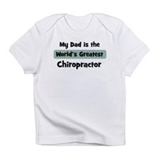 Worlds Greatest Chiropractor Infant T-Shirt