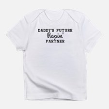 - Daddy's future ropin' partner Infant T-Shirt