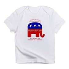 Weepublicans for McCain - Palin Infant T-Shirt