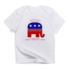 Weepublicans for McCain Infant T-Shirt