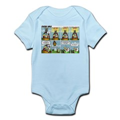 2L0072 - Open fire! Infant Bodysuit