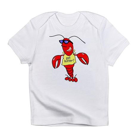 got butter? Infant T-Shirt