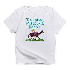 Cute Raised in a barn Infant T-Shirt