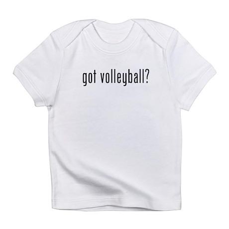 got volleyball Infant T-Shirt
