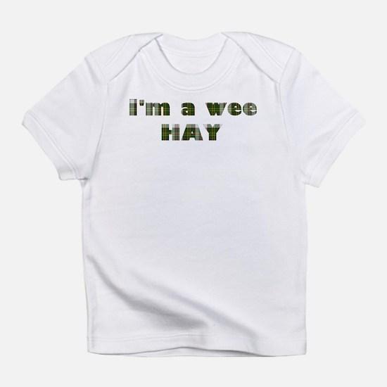 Hay Tartan Infant T-Shirt