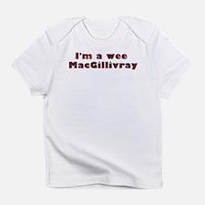 Cool Scottish baby Infant T-Shirt