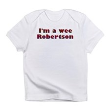 Robertson Tartan Infant T-Shirt